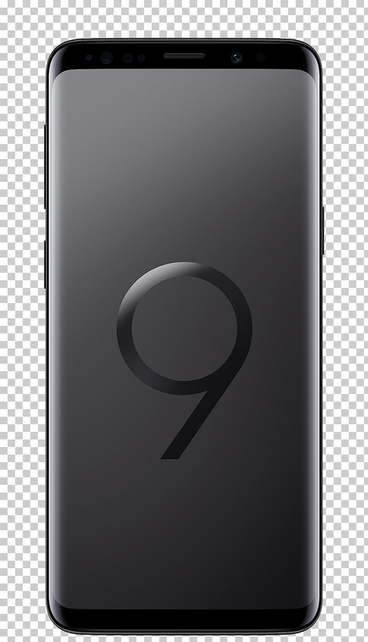 Samsung Galaxy S9 midnight black Telephone Android, samsung.