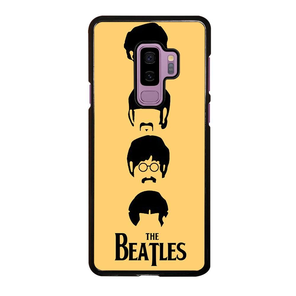 THE BEATLES CLIPART Samsung Galaxy S9 Plus Case Cover.