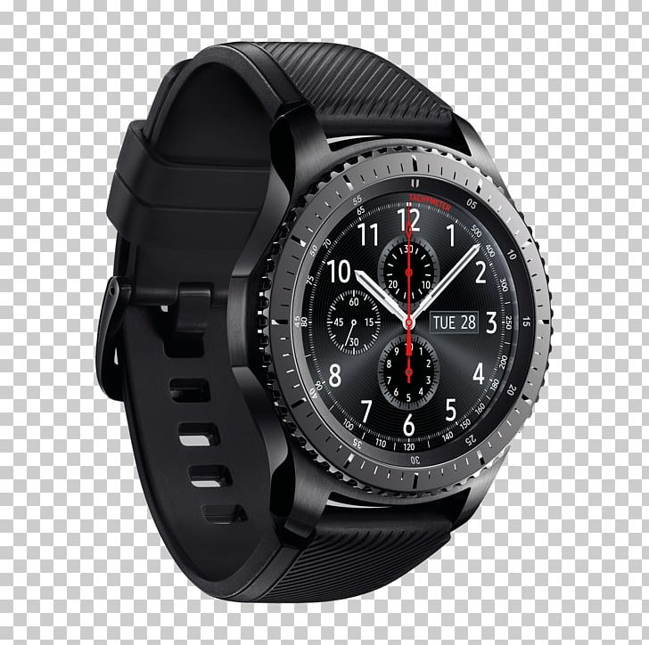 Samsung Gear S3 Frontier Samsung Galaxy Gear Smartwatch PNG.