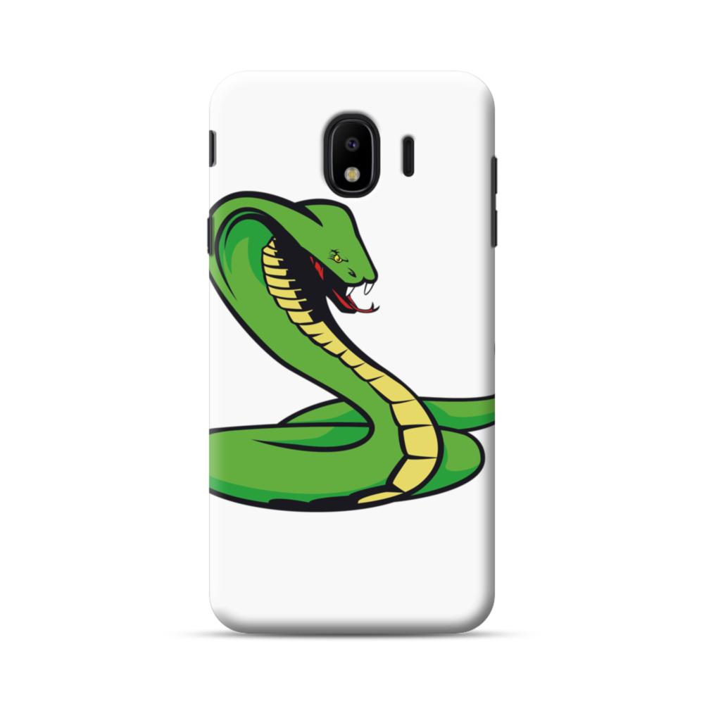 Clipart Snake Samsung Galaxy J4 2018 Case.