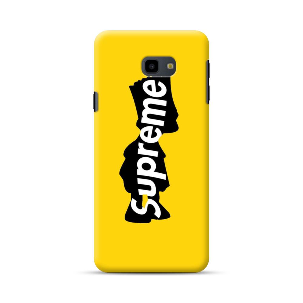 Supreme Clipart Samsung Galaxy J4 Plus 2018 Case.