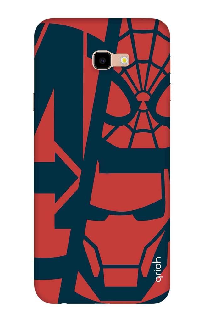 Superhero Clip Art Case forSamsung Galaxy J4 Plus.