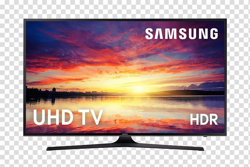 Smart TV 4K resolution Ultra.