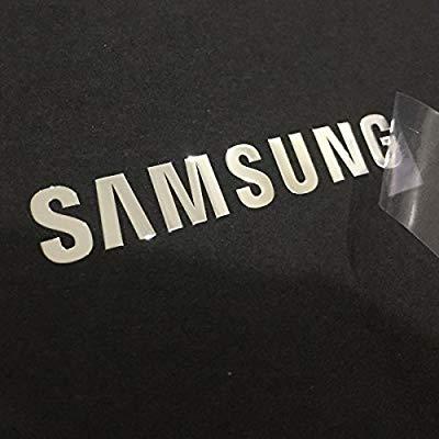 Wallner Adhesive Samsung Logo Sticker Metal Sticker Metal.