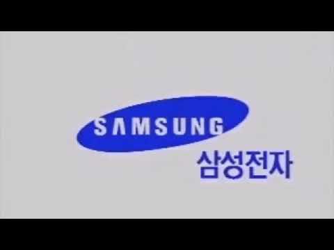 Samsung Logo History (2001.