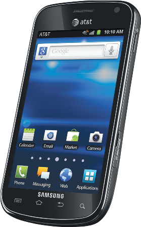 Samsung Mobile Phone PNG Transparent Images.