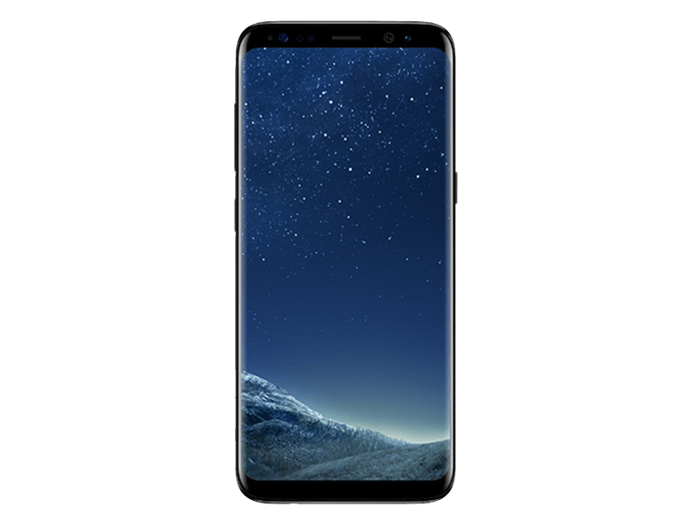 Samsung S8 Mobile Png.