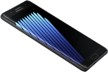 Download Samsung\'s Galaxy Note7.