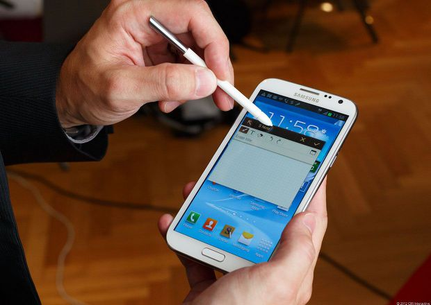 Samsung Galaxy Note 2 review.
