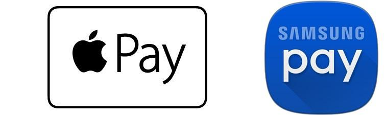 How To Use Apple Pay And Samsung Pay.