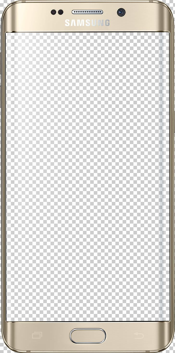 Samsung Galaxy S7 Telephone PNG, Clipart, Border, Border.