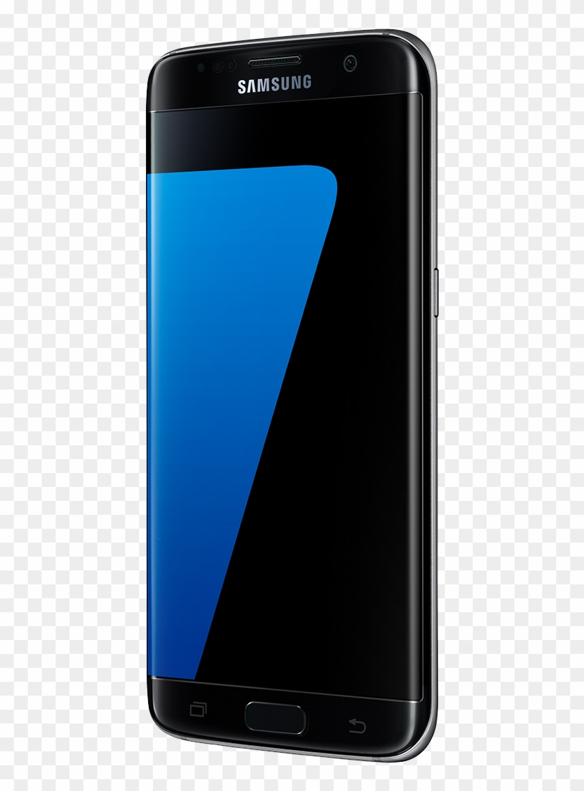 Galaxy S7 Edge Black.