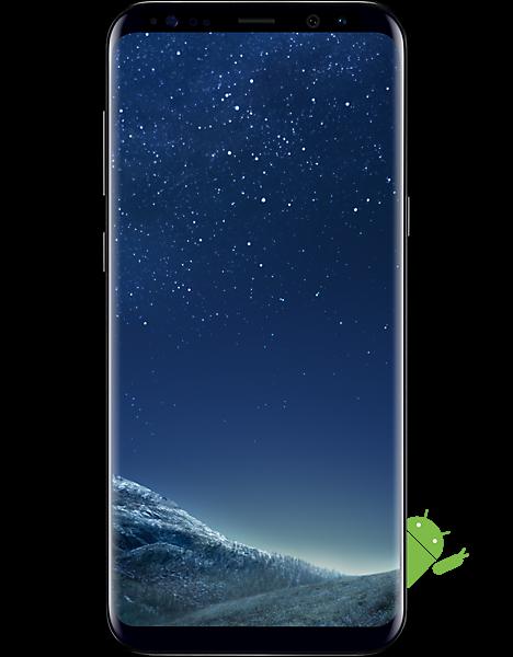 Samsung S8 plus png photo.