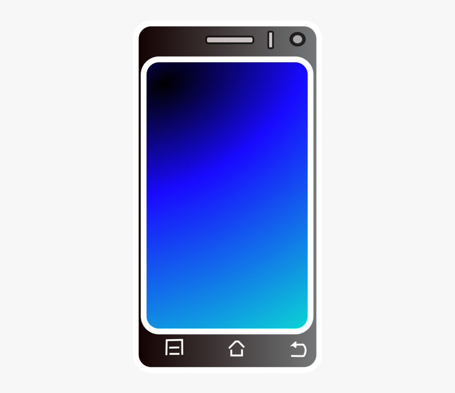 Smartphone Clipart Multimedia.