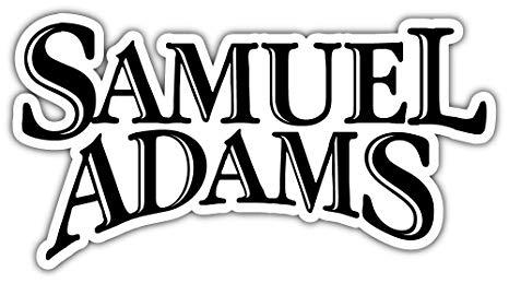 Amazon.com: Samuel Adams Slogan Logo Sticker Car Bumper.