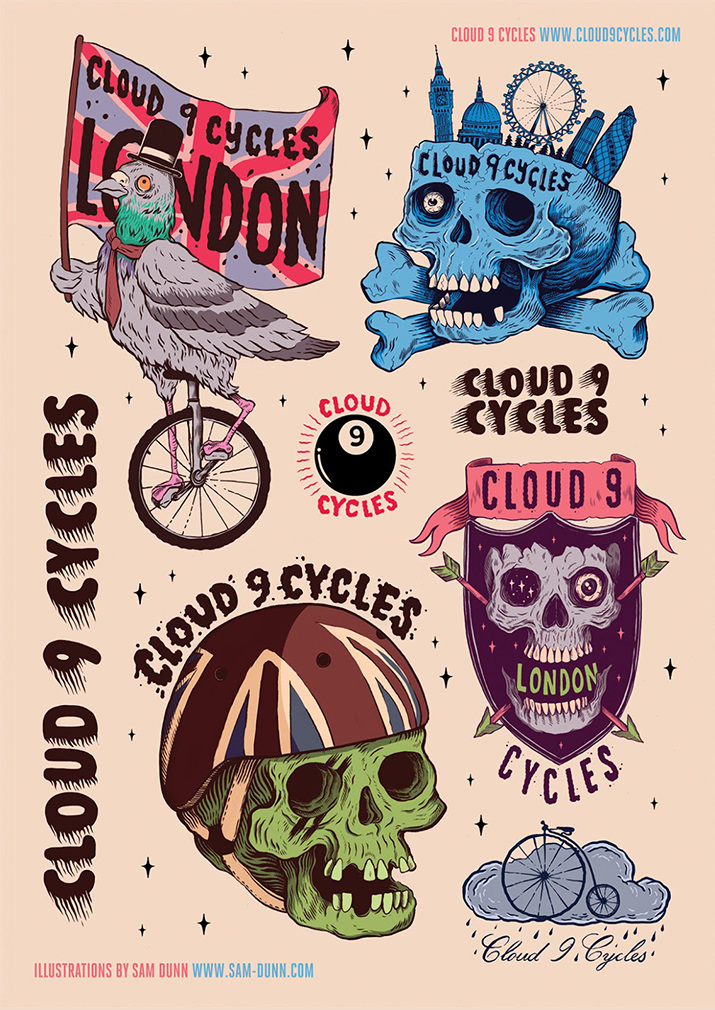 CLOUD 9 CYCLES.