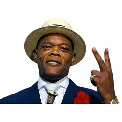 Samuel L Jackson PNG Images Transparent Free Download.