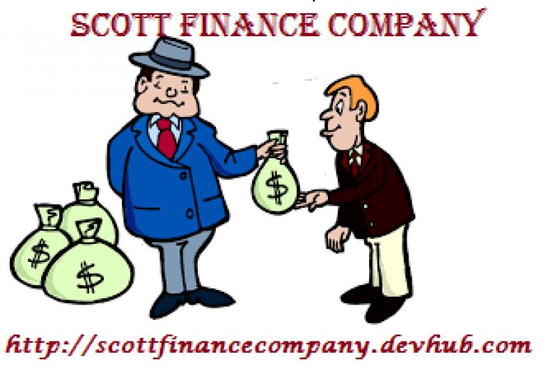 Samuel Scott, Finanční a právní poradenství, Detail inzerátu.