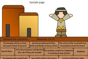 Samuel the lamanite clipart 4 » Clipart Portal.