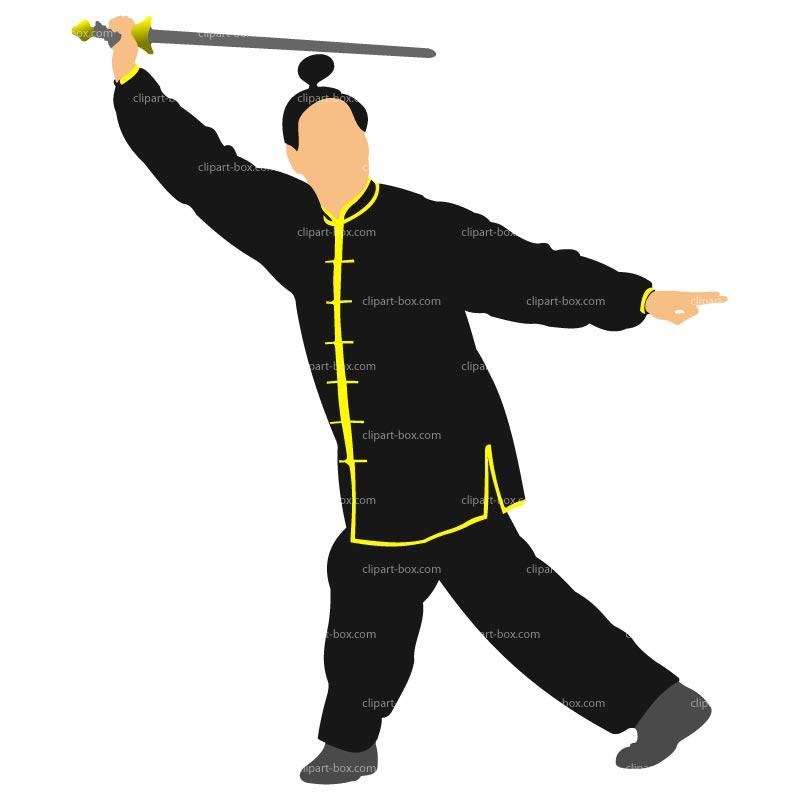 Samurais clipart #13