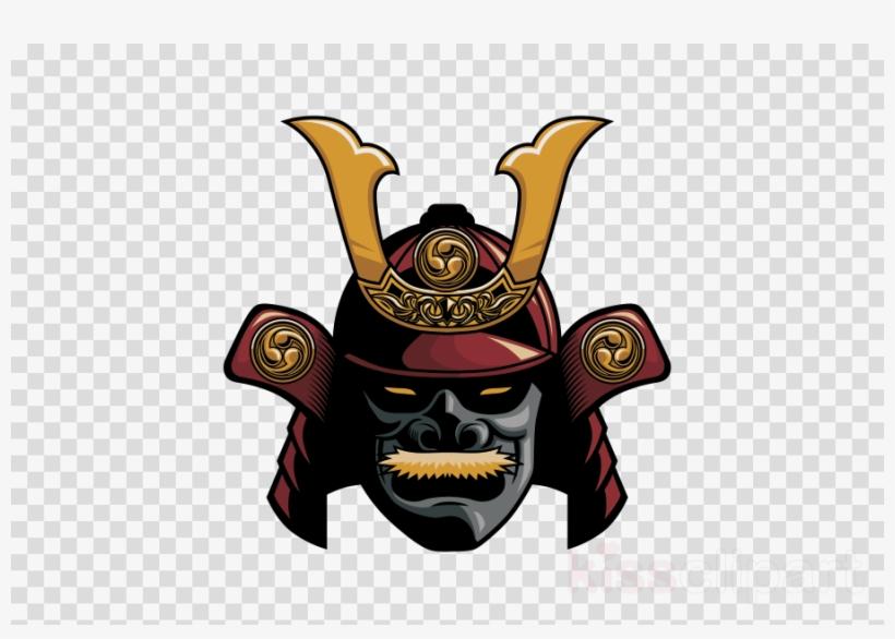 Samurai Helmet Clipart Japanese Armour Samurai.