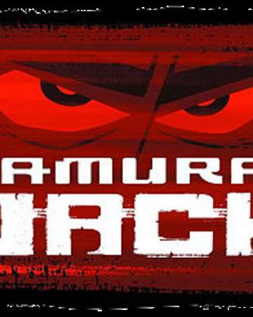 Samurai Jack.