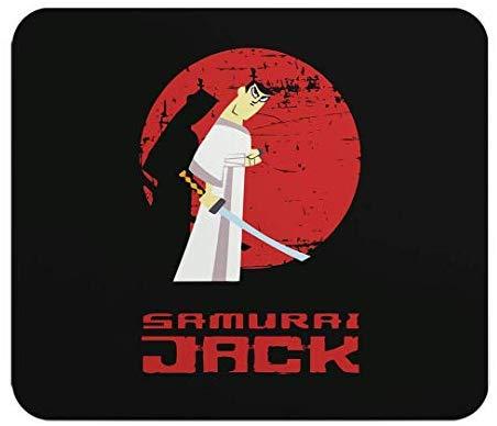 Samurai Jack Logo Type Non.