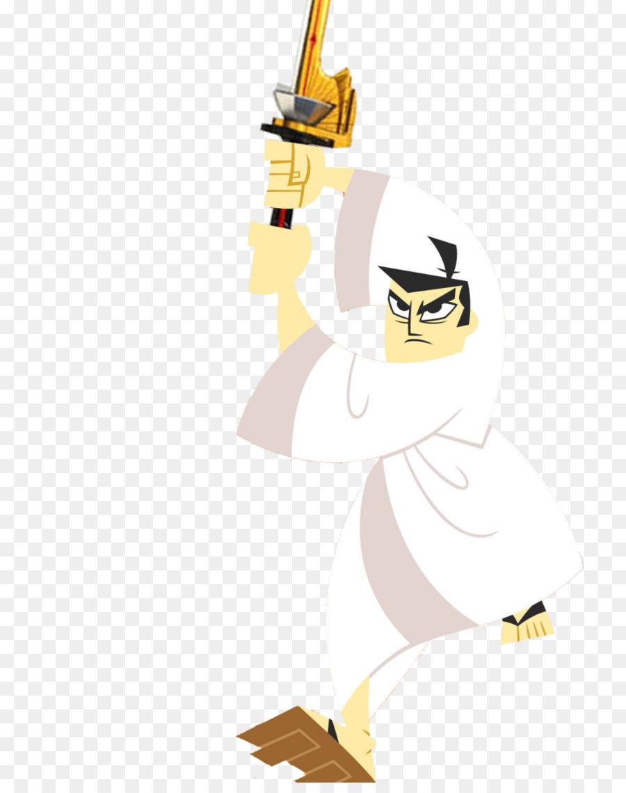 Cartoon Samurai Jack Season 5.