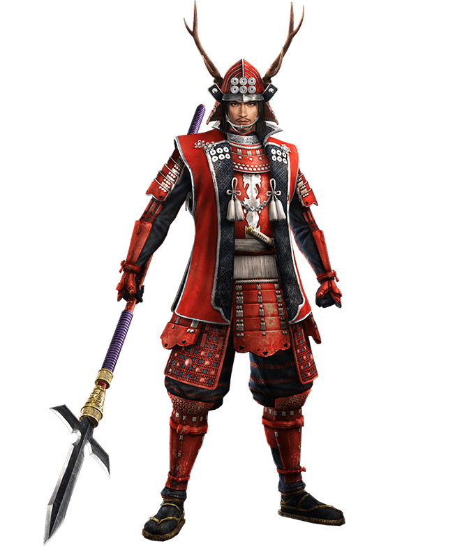 Samurai PNG Image.