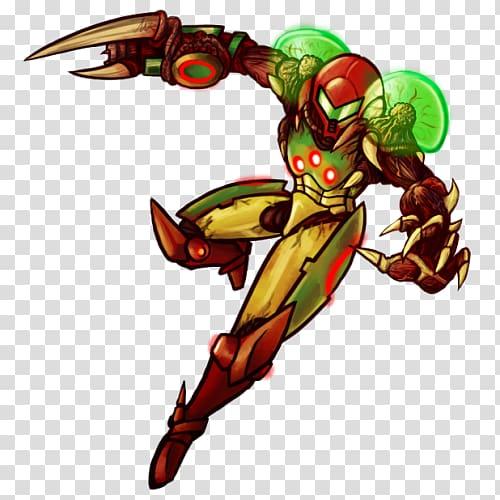 Super Metroid Metroid Prime Samus Aran Ridley, varia.