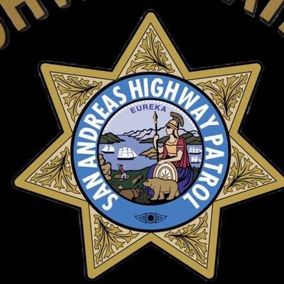 San Andreas Highway Patrol (@San_Andreas_HWY).