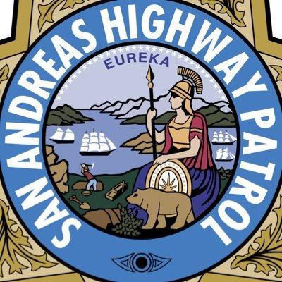 San Andreas Highway Patrol (@SAHPOfficial).