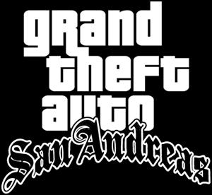 Grand Theft Auto Sanandreas Logo Vectors Free Download.