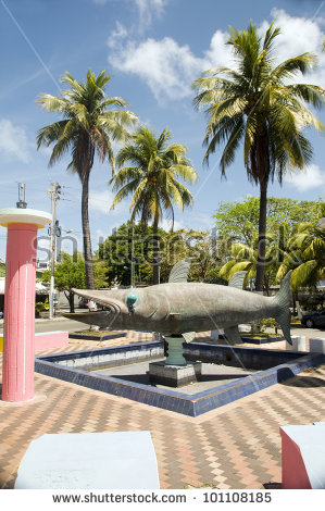 San Andres Island Colombia South America Stock Photos, Royalty.