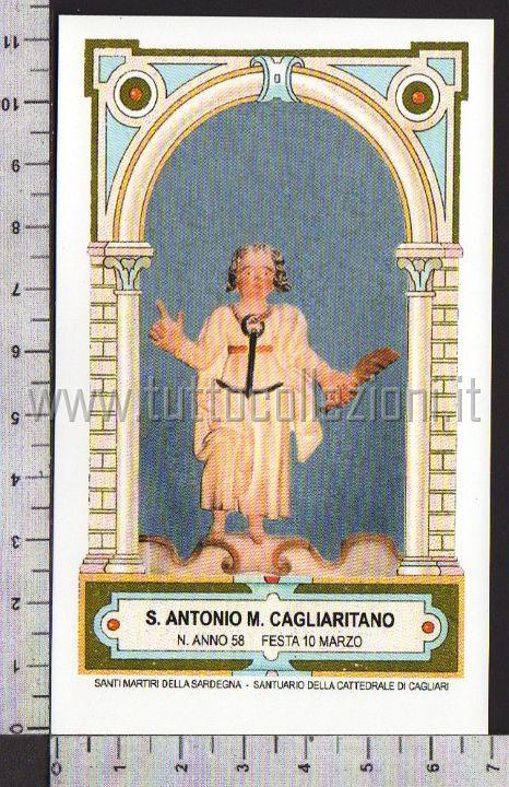 I santi di nome Antonio Antonino.