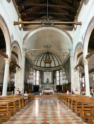 The Churches of Venice :: The Islands.