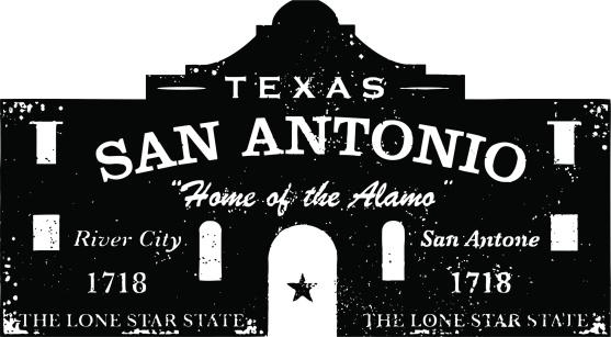 Clipart San Antonio Tx.