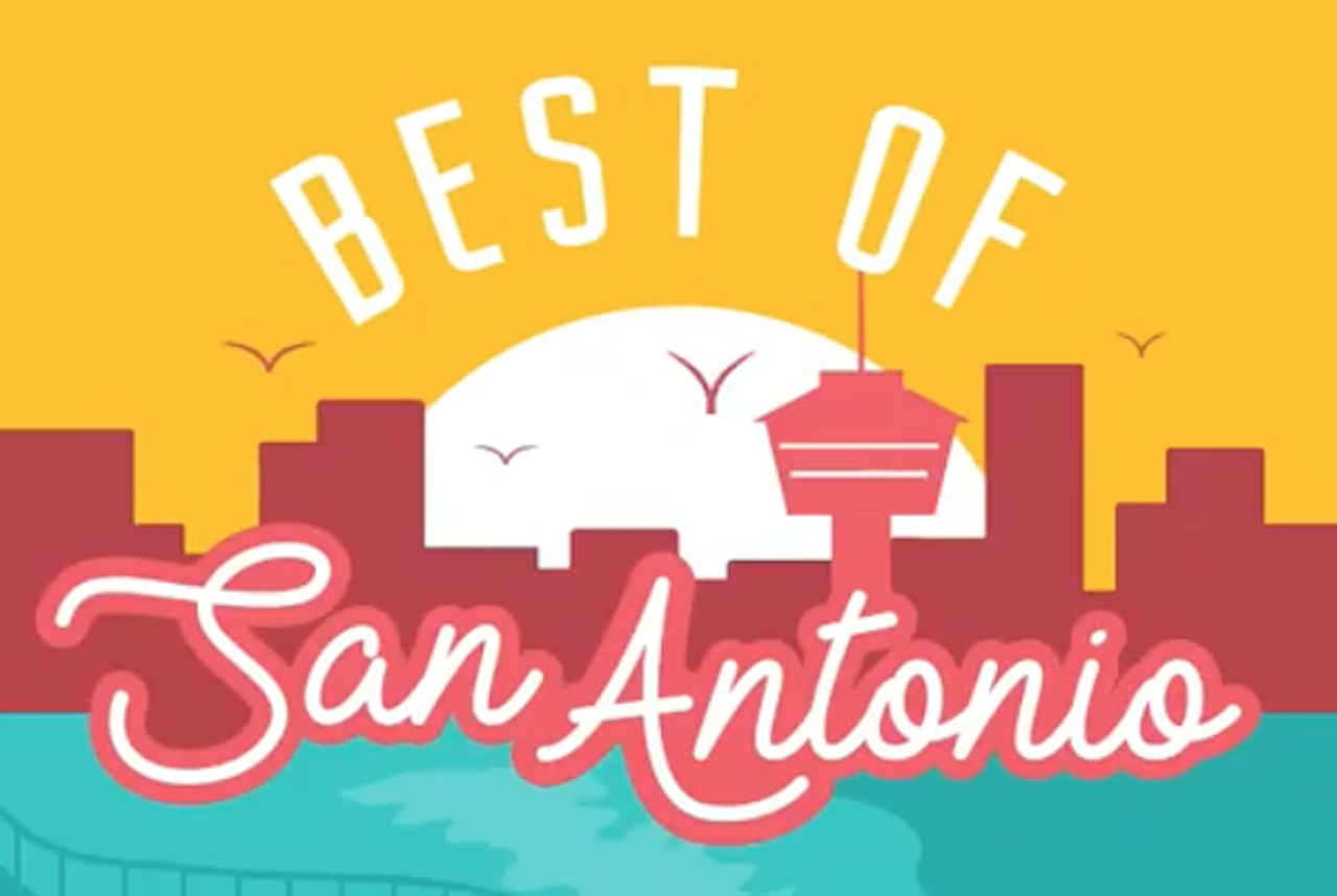 Welcome to Best of San Antonio 2019.