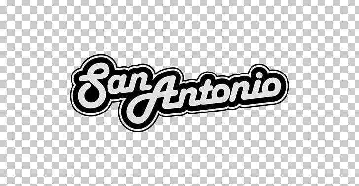 San Antonio Spurs Logo PNG, Clipart, Black And White, Brand.