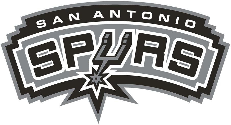 San Antonio Spurs Primary Logo.