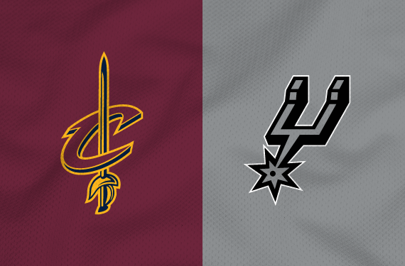 Cleveland Cavaliers And San Antonio Spurs New Logos Leak.