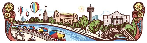 A Tricentennial Timeline of San Antonio.