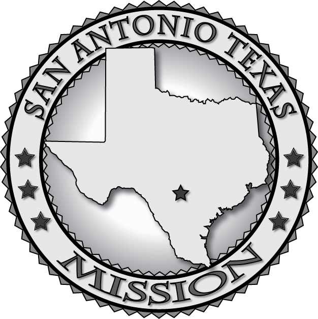 Texas ? LDS Mission Medallions Seals : My CTR Ring.