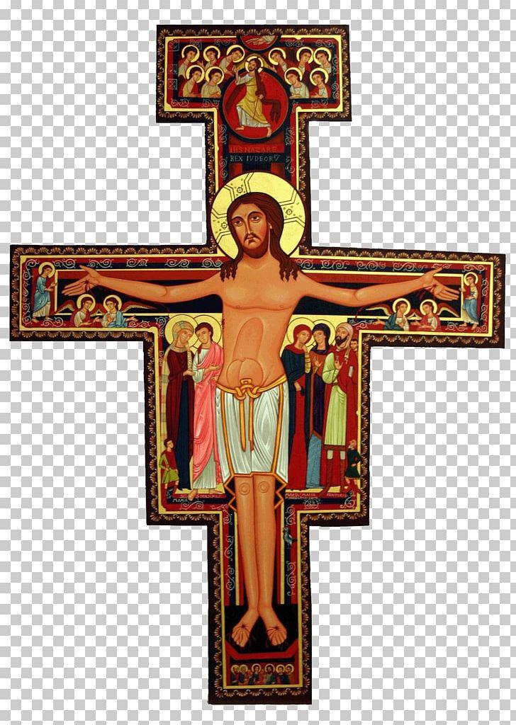 San Damiano PNG, Clipart, Artifact, Assisi, Christian Cross.