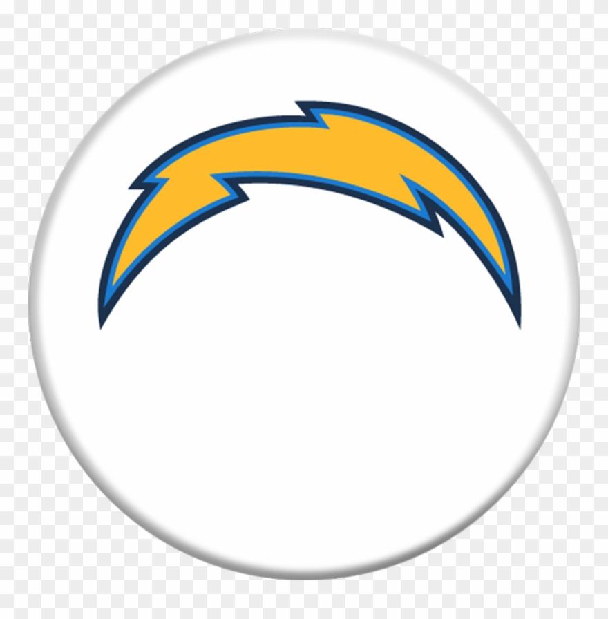 Los Angeles Chargers Helmet.