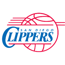 San Diego Clippers Primary Logo.