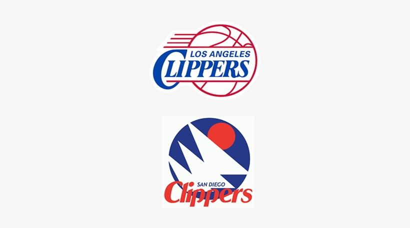 Not To Mention That The Current La Clippers Logo Is.