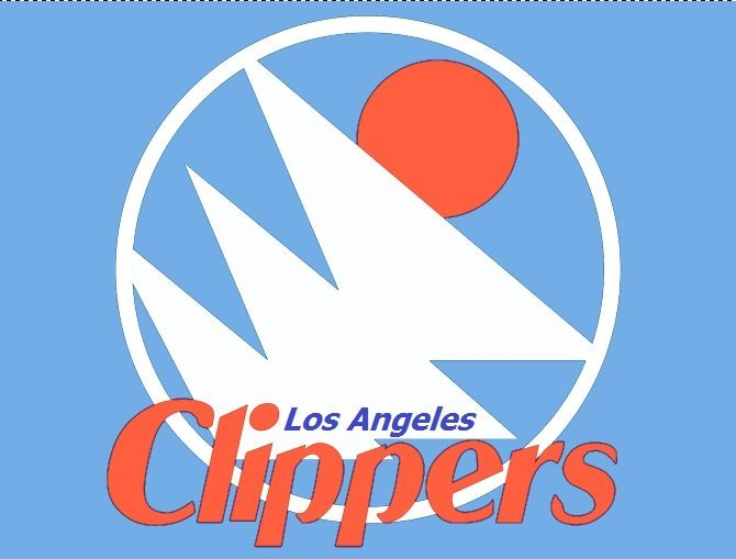 San diego clippers Logos.