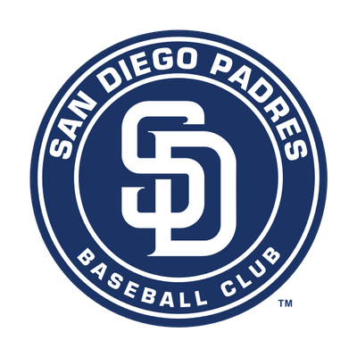 San Diego Padres Logo transparent PNG.