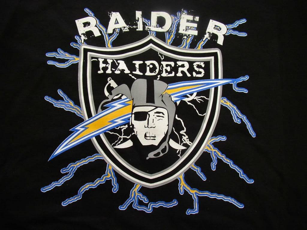 100 percent raider hater.